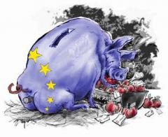 Viņiem nekad nepietiek. Foto: Free Europe